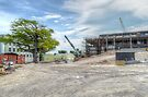 Construction of the new building at The Princess Margaret Hospital (PMH) in Nassau, The Bahamas by Jeremy Lavender Photography