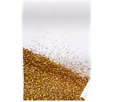 Glitter Is My Favorite Color II (NOT REAL GLITTER - A photograph) Poster