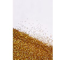 Glitter Is My Favorite Color II (NOT REAL GLITTER - A photograph) Photographic Print
