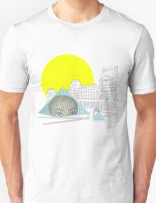 head of the art scene  Unisex T-Shirt