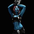Mystique - Marvel Villain Series by ericvasquez84