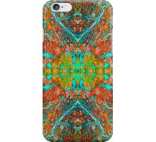 Enter The Labyrinth (Shattuckite) iPhone Case/Skin