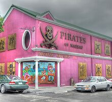 Pirates of Nassau Museum in Nassau, The Bahamas by Jeremy Lavender Photography