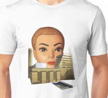 modern head Unisex T-Shirt