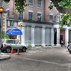 Cafe Matisse &amp; Ansbacher House in Downtown Nassau, The Bahamas by 242Digital