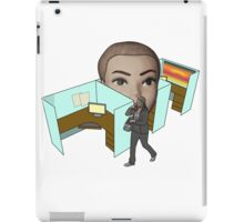 head office iPad Case/Skin