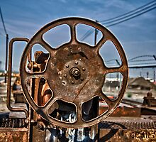 Heavy Duty Reel by Adam Northam