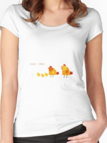 Lovely Family Women's Fitted Scoop T-Shirt