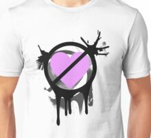 love is for the weak  Unisex T-Shirt