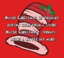 Dr Seuss: Christmas Cheer One Piece - Long Sleeve
