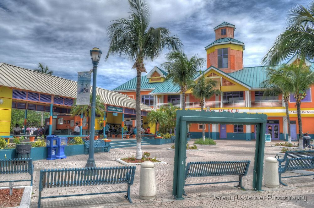 Festival Place in Nassau, The Bahamas by Jeremy Lavender Photography