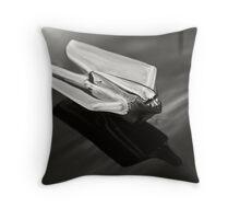 Cadillac Ornament Throw Pillow