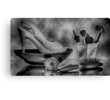 FASHION VINTAGE Canvas Print