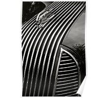 1936 Pontiac Poster