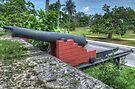 West Bay Street at Arawak Cay in Nassau, The Bahamas by 242Digital