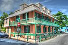 International House in Downtown Nassau, The Bahamas by Jeremy Lavender Photography