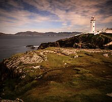 Fanad Head Lighthouse - Donegal Ireland by Royston Palmer
