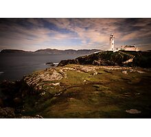 Fanad Head Lighthouse - Donegal Ireland Photographic Print