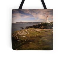 Fanad Head Lighthouse - Donegal Ireland Tote Bag