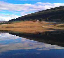 Loch Mirror by Samuel Phelps