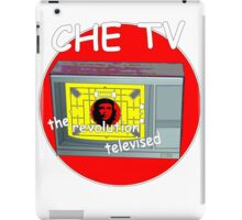 Che tv iPad Case/Skin