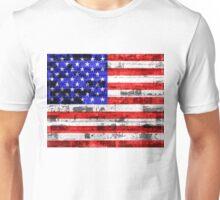 American Flag Vintage Unisex T-Shirt