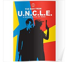Man From U.N.C.L.E Poster