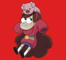 Gravity Falls - Mabel Baby Tee