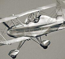 The Monkey Pilots by venny