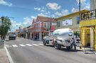 Gas delivery in Bay Street - Downtown Nassau, The Bahamas by Jeremy Lavender Photography