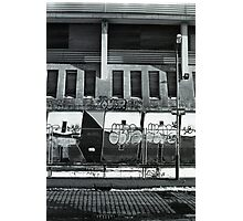 One Way Photographic Print