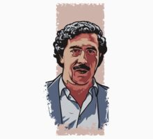 Pablo Escobar by Cloxboy