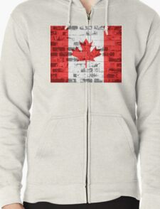 Canada Flag Vintage T-Shirt