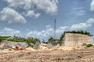 Along the Sir Milo Butler Highway in the West of Nassau, The Bahamas by 242Digital