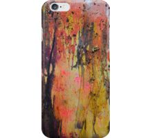 Dusk in the Willows iPhone Case/Skin