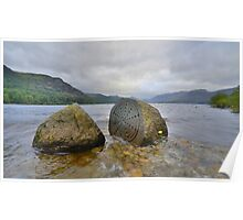 The Lake District: Millenium Stone Poster