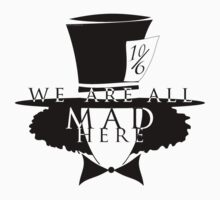Mad Hatter Kids Clothes