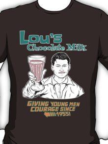 Lou's Milk (Chocolate) T-Shirt