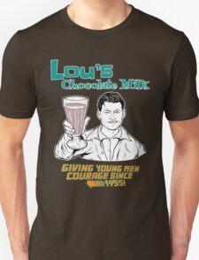 Lou's Milk (Chocolate) Unisex T-Shirt