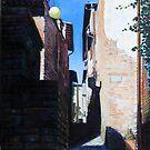 Untitled 6 - città toscane by Richard Sunderland