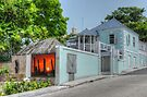 Blue Hill Road in Downtown Nassau, The Bahamas by Jeremy Lavender Photography