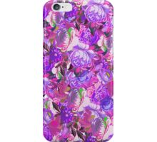 Floral Pinks iPhone Case/Skin