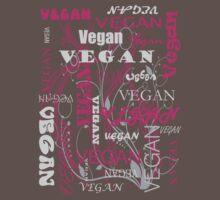 Vegan Type - pink Kids Clothes