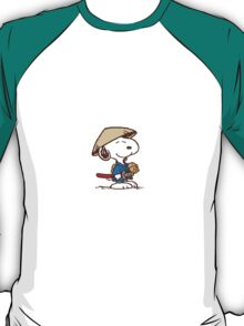 Snoopy Chinese T-Shirt
