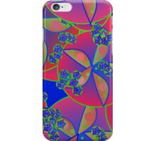 Ornamental Flowers iPhone Case/Skin