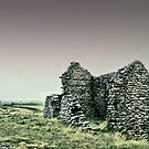 Derelict  Building at Magpie Mine by riotphoto