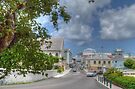 Shirley Street and Market Street in Downtown Nassau, The Bahamas by Jeremy Lavender Photography