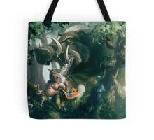 Boaring down upon you Tote Bag