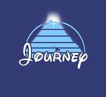 Journey (Disney Style) (Bright Blue) Unisex T-Shirt