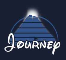 Journey (Disney Style) (Dark Blue) by LevelB